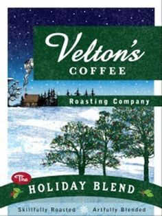 The Holiday Blend. This scored a 95 on Coffee Review last year!