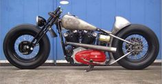 Japan Style!  mix of cafe racer and bobber