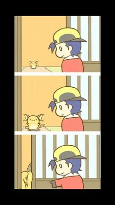 Mini Chibi Raichu adventures 5 (Pokémon!)