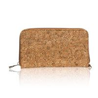 All About The Benjamins in Tan Metallic Cork | Thirty-One Gifts