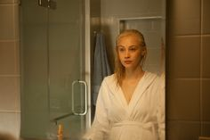 Canadian actor #SarahGadon stars as Helen in #EnemyMovie. Out in cinemas and on demand now! www.Enemy-Movie.co.uk