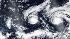NASA Viz: Hurricane Watch