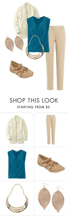 """Untitled #83"" by deb-coe on Polyvore featuring L.L.Bean, 7 For All Mankind, Bailey 44, Restricted and Humble Chic"