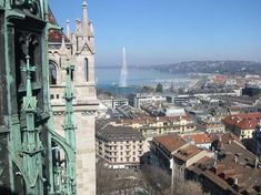 Geneva, Switzerland.  I was at that exact spot in the cathedral.  Except in winter