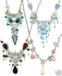 Image result for natural stone jewellery