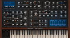 Tone2 - Saurus Synthesizer