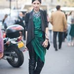 Street style in Paris. Well only the Parisians can !
