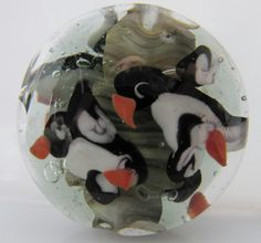 heartfeltbeads - Craft Cafe  I love penguins...