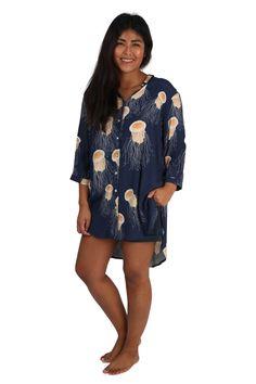 EM Cleo Shirt Manet Navy