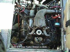 Liter Turbodiesel conversion in GMC motorhome. Gets 14 mpg! Built by Bill Hubler Cool Rvs, Gmc Motorhome, Van Life, Motor Homes, Travel Trailers, Airstream, Welding, Campers, Laundry