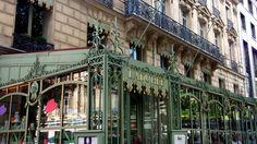 For the real #macaroons #ChampsÉlysées branch of #Ladurée #Paris June 2014  www.pinterest.com/annbri/