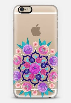 Expressive Blooms Mandala @Casetify Phonecase by Anneline Sophia. Get $10 off using code: DNNMRJ