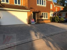 Here is a driveway installation with by SD Home Improvements LTD in Yate, Bristol. The number one block paving specialist in Bristol. We removed the old concrete / tarmac driveway and extended the entire area. We put down new Type 1 MOT, membrane sheeting and laid the block paving on a base of...