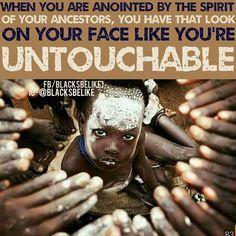 The Ancestors, Self-Godhood