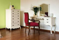 Redefine Dresser design that facilitate you to spot things in small house quickly. Home and Beyond is a leading home Dresser dealer in Chennai, India.
