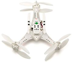 Cheerson CX-33 Sexcopter - fun mini drone, 25 mins fly time, and 720p camera [Review]