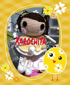 Lalaloopsy amigurumi by xarochita