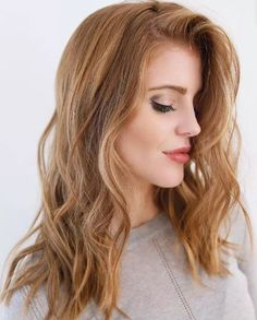 It is neither a fiery red or bright blonde, yet is with a hint of intensity. Your hair will just look gorgeous with the soft, brownish side of the color ...