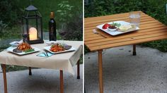 My Collapsible & Portable Picnic Table from Kath Younger on OpenSky