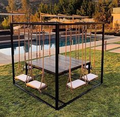 50 summer diy projects pallet swings design ideas and remodel Future House, House Goals, Dream Rooms, Home Projects, Pallet Projects, Pvc Pipe Projects, Pallet Ideas, My Dream Home, Interior And Exterior