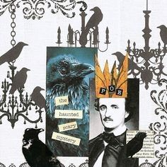 A Nostalgic Halloween: Vintage Halloween Chipboard Book, Page 2