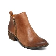 Shop Lucky Brand Basel Leather Bootie 8180072, read customer reviews and more at HSN.com.