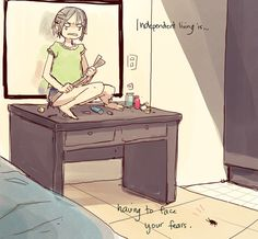 What It's Like To Live On Your Own