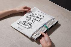 Lover of unconventional typography and print design, foldz is for design inspiration. Book Design, Layout Design, Design Art, Print Design, Print Layout, Cover Design, Web Design, Mise En Page Portfolio, Portfolio Design
