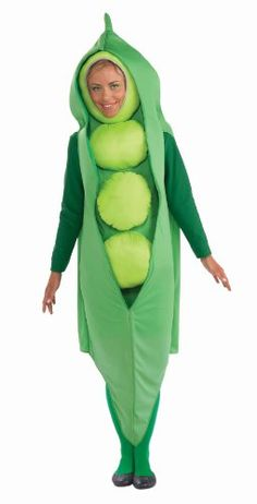 Unisex - Adult Peas Costume, Green, Upto Chest Size 42 Forum http://www.amazon.com/dp/B004Q2M7RC/ref=cm_sw_r_pi_dp_erefvb01XWM6S