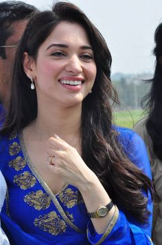 Tamannaah Bhatia Big Teeth Show Photos