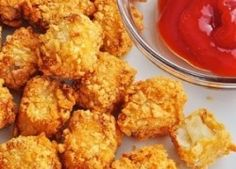 Cheesy Cauliflower Tots – Healthy Low Calories Recipes | Top recipes magazine
