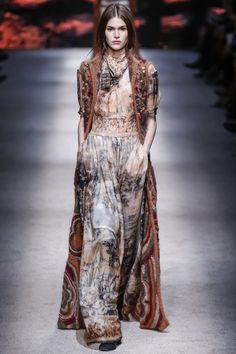 Alberta Ferretti Milan Fashion Week Fall/Winter 2015