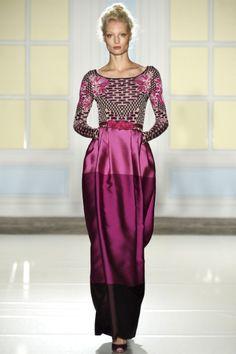 Sfilata Temperley London Londra - Collezioni Primavera Estate 2014 - Vogue