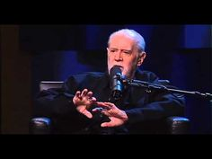 George Carlin - Unmasked with George Carlin - YouTube - 100 minutes of a life memoir. Fabulous!
