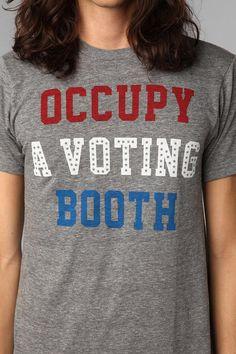 "Check out Brooke Steger's ""Occupy A Voting Booth"" decalz @Lockerz http://lockerz.com/d/19434480?ref=jackalzads"