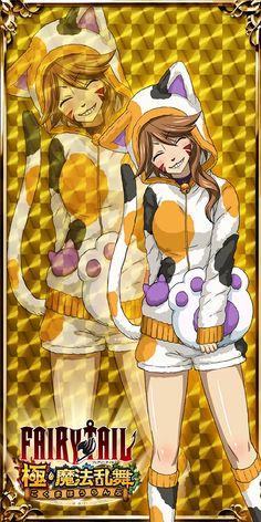 Fairy Tail Cat, Image Fairy Tail, Natsu Fairy Tail, Fairy Tail Anime, Fairy Tail Games, Fairytail, Fairy Tail Characters, Fairy Tail Guild, Manga