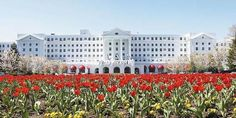 The Greenbrier..one of our very favorite places.