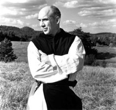 this guy (thomas merton) is my #1 person of interest this summer as far as reading goes...