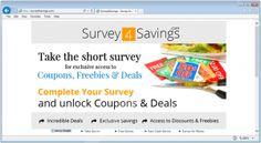 Entfernen Survey4Savings Ads (Manuelle Schritte zum Deinstallieren)