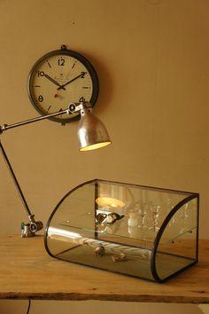 アンティーク ガラス 什器 - Google 検索