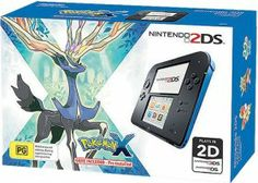 X marks the spot Gamers looking to pick themselves up a may want to listen up to Nintendo's latest announcement. Pokemon X And Y, Announcement, Nintendo, Consoles, Video Games, Birthday Cake, Big, Videogames, Birthday Cakes