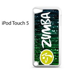 Zumba Flag Ipod Touch 5 Case