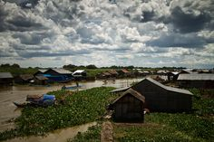 Mechrey Floating Village Cambodia