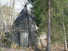 NORDIC kota (hut) in Finland