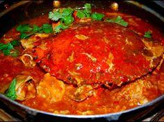 Spicy Chilli Crab