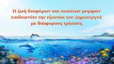 Οι ομιλίες του Θεού «Ο ίδιος ο Θεός, ο μοναδικός Α'» (Απόσπασμα) Christian Movies, Videos, The Creator, Author, World, Youtube, Movie Posters, God Loves You, Believe In God