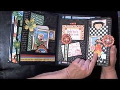 Mother Goose Series - Project One - Not a Scrap Left - YouTube