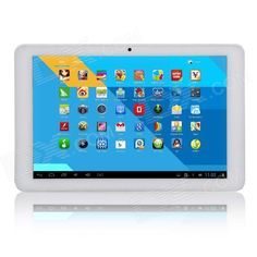 "Ramos W31 10.1"" IPS Android4.1 Quad-Core 1GB RAM, 16GB ROM Tablet PC w/ Wi-Fi, GPS, OTG - Silver Price: $171.36"