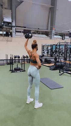 Gymshark | Upper Body Workout For Women