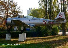 Bies Samolot stoi w Gorzycach k/Sandomierza (nr Fighter Jets, Aircraft, Aviation, Planes, Airplane, Airplanes, Plane